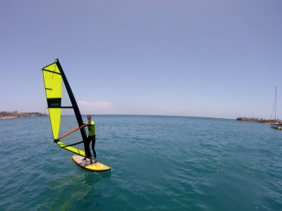 Surfmaspalomas school Windsurf