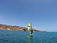 Ruta de windsurf en Playa del Inglés
