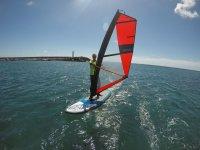 Navegar en tabla de windsurf