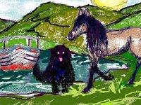 Días de Gozo - Days of Joy Rutas a Caballo