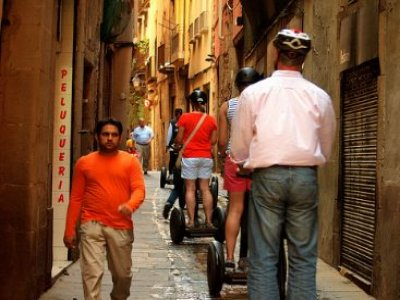 Tours in Valencia Segway