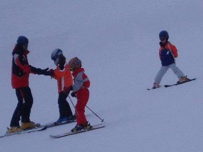 Escuela de Esquí de Valdezcaray Esquí