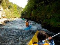 Ruta en canoa por Caín
