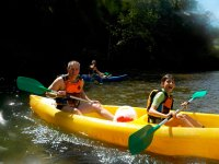 Ruta en canoa por Poncebos