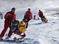 esqui para discapacitados