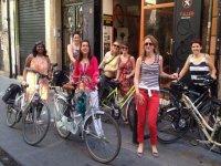 Viaggiamo a Valencia in bicicletta