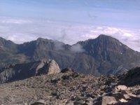 Por encima de los Pirineos