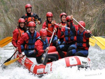 Despedidas Albacete Rafting