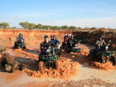 Despedidas Albacete Quads