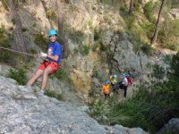 Descent in Rappel