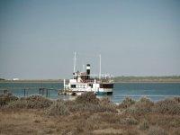 navegando por una travesia natural