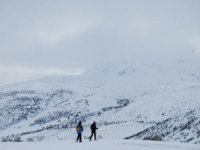 Snowshoeing, winter hiking