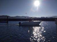 Navegando desde Gijon