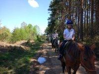 Bambini speciali a cavallo