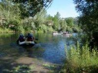 Rafting Esla