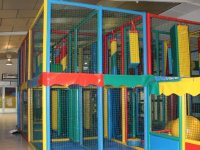 Instalaciones de nuestro parque infantil en Madrid
