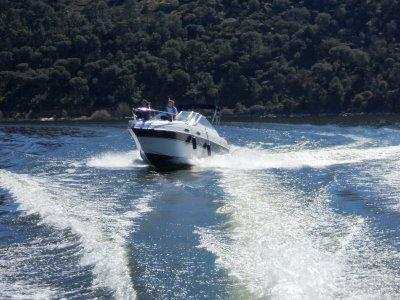 Madrid boat experience