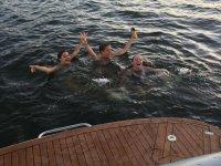 在San Juan的水库