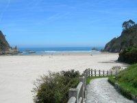 Playa de Colombres