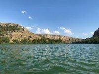 Paseos en canoas por el embalse de Las Vencías