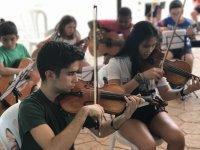 梅里达阵营弦乐器学生夏令营梅里达