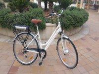 Bici de calle en Mallorca