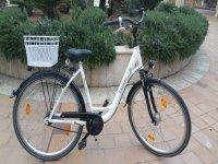 Bici con esta en Palma