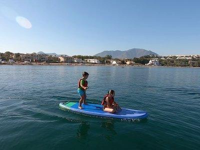 South Coast Aventuras Paddle Surf