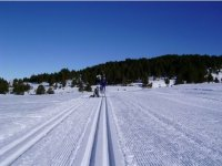 The best cross-country skiing courses