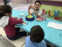 Clay workshop in Navalcarnero
