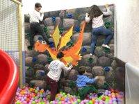 Escalada parque infantil Navalcarnero