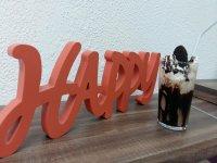 Postre con chocolate en Navalcarnero