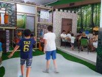 Zona de juego parque infantil Navalcarnero