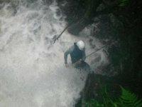 Hydrospeed峡谷溪降