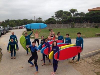 La Wave Surf house & Surf school