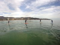 Excursion en grupo de paddle surf