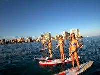 Stand up paddle en Oropesa