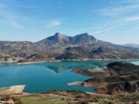 Embalse en Andalucia
