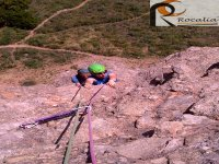 Cursos de escalada en grandes vías