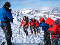 Guias de alta montaña y escalada