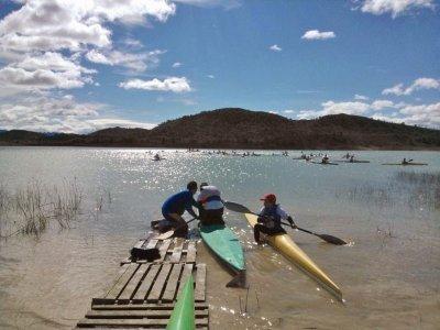 Escuela de Canoa y Kayak de Los Alcázares Canoas
