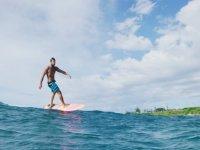 Noleggio di tavole da surf elettriche