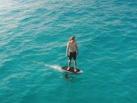 Noleggio di tavole da surf elettriche a El Campello