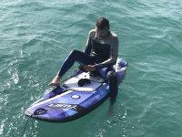 Pronto a goderti un noleggio di e-surf