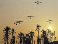 布拉瓦海岸沿岸的空中空中游览