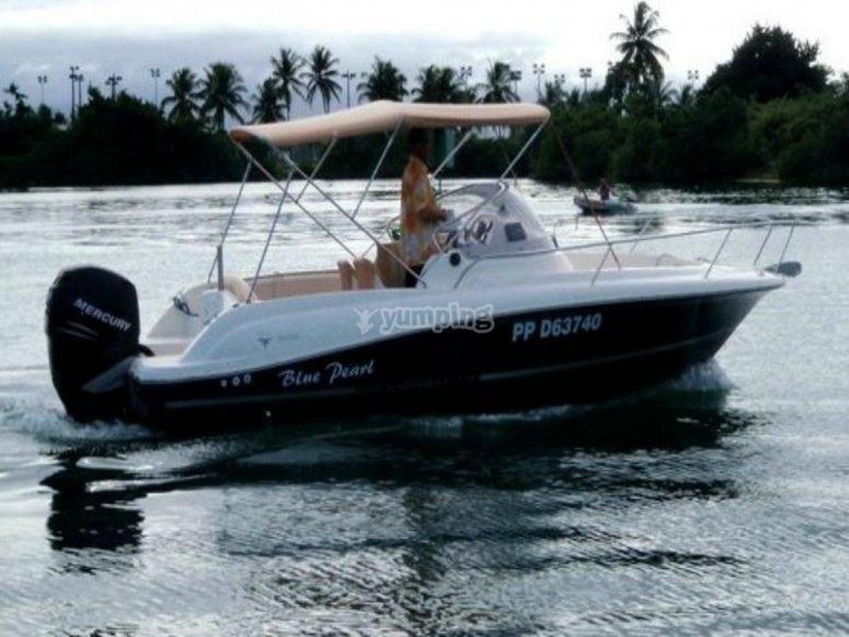 nuestra embarcacion