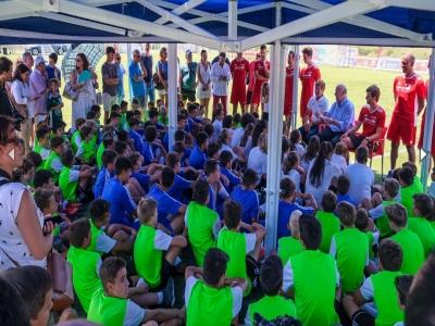 Vicente del Bosque Football Academy Cádiz