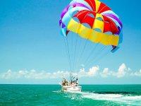 Vuelos en parasailing