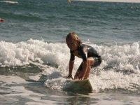 乐际海浪冲浪营