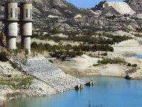 Reservoir of La Pedrera